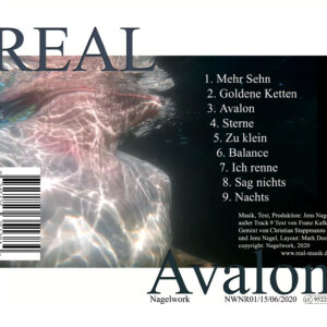 "CD REAL ""Avalon"" (ab sofort bestellbar)"
