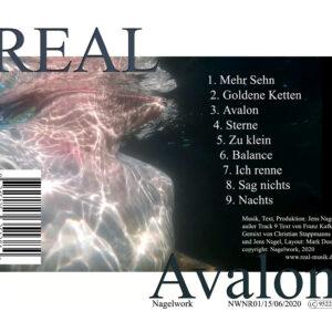 "CD REAL ""Avalon"" (ab sofort bestellbar)"