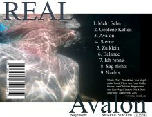 REAL Avalon CD back